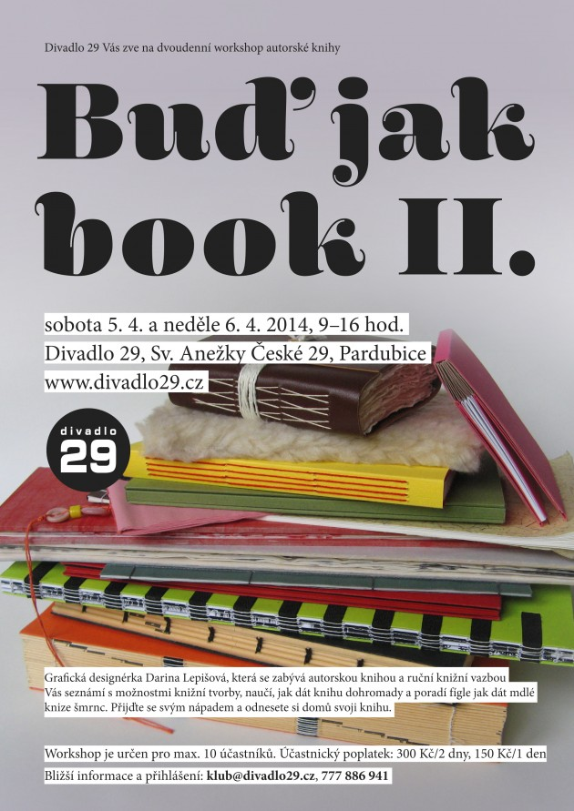 Bud jak book II A4